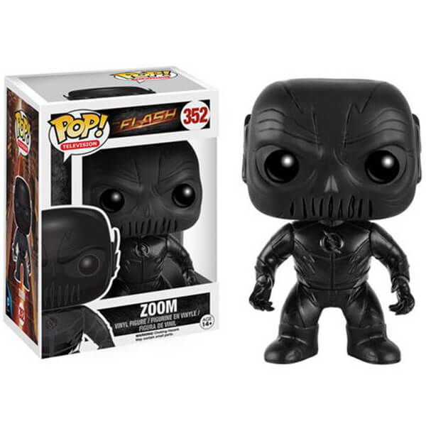 The Flash Zoom Pop! Vinyl Figure