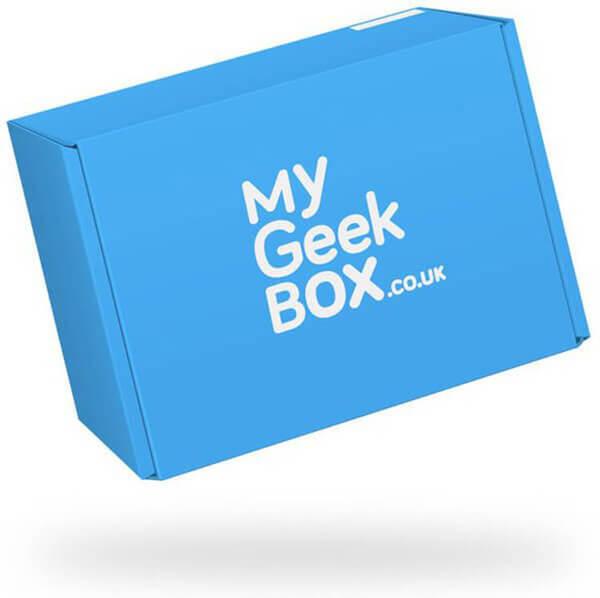 Past Mystery My Geek Box Kids