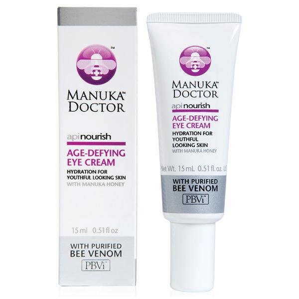 Crema anti-edad para el contorno de ojos ApiNourish de Manuka Doctor de 15 ml