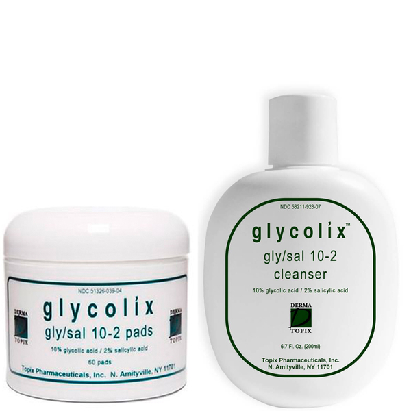 Topix Gly Sal 10-2 Complexion Acne Duo