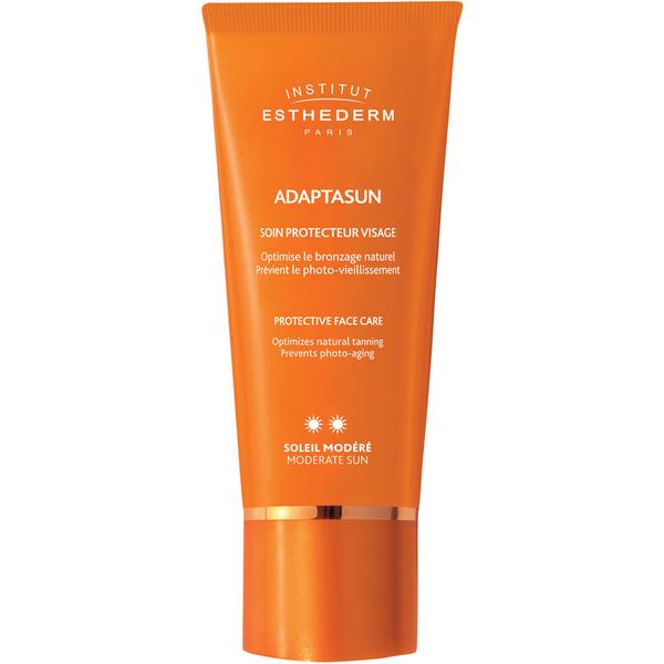 Institut Esthederm Adaptasun Face Cream Moderate Sun 50ml