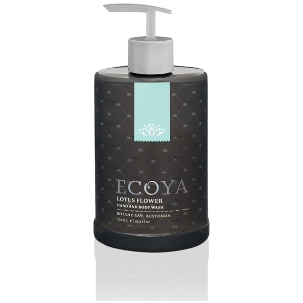 ECOYA Lotus Flower - Hand & Body Wash