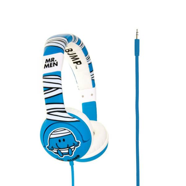 Mr. Men Children's On-Ear Headphones - Mr. Bump
