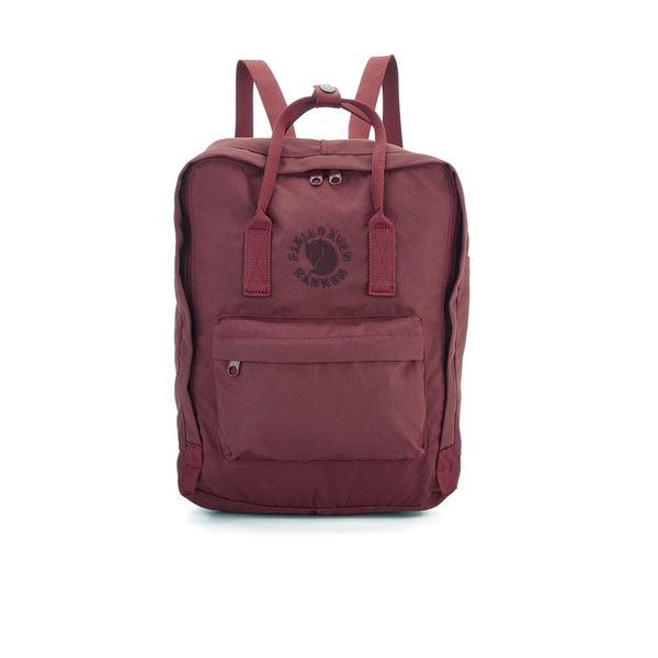 Fjallraven Re-Kanken Backpack - Ox Red