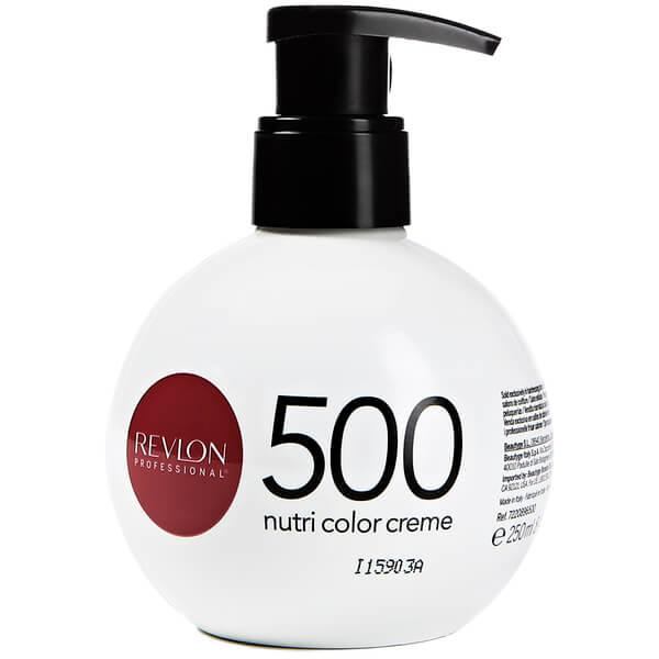 Revlon Professional Nutri Color Creme 500 Purple Red 250ml