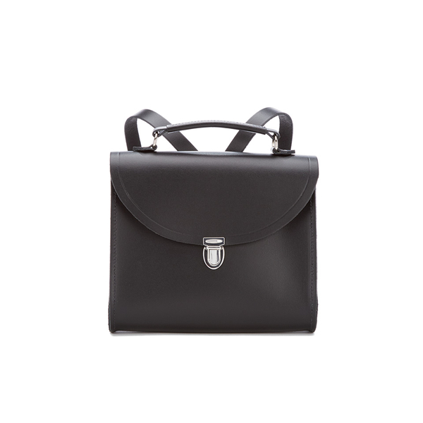 Classic Cambridge Satchel mini backpack best for cycling