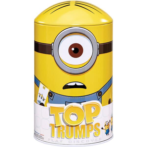 Top Trumps Collectors Tin - Minions