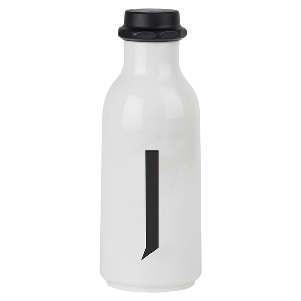 Design Letters Water Bottle - J