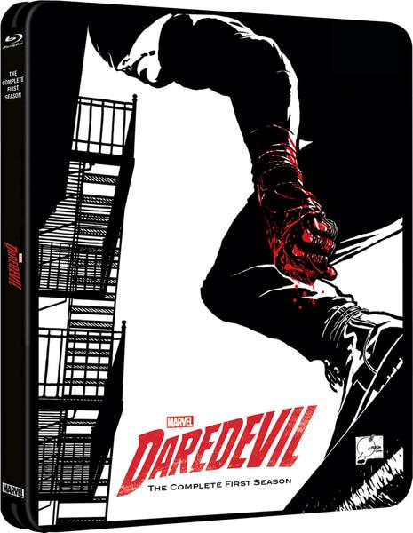 Daredevil - Season 1 Zavvi UK Exclusive Steelbook: Image 01