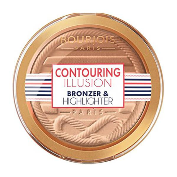 Contouring Illusion Bronzer de Bourjois8 g