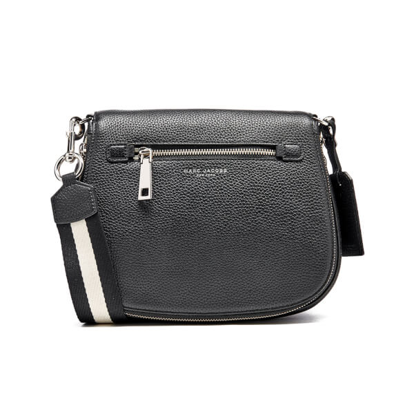 Marc Jacobs Women's Gotham Saddle Bag - Black