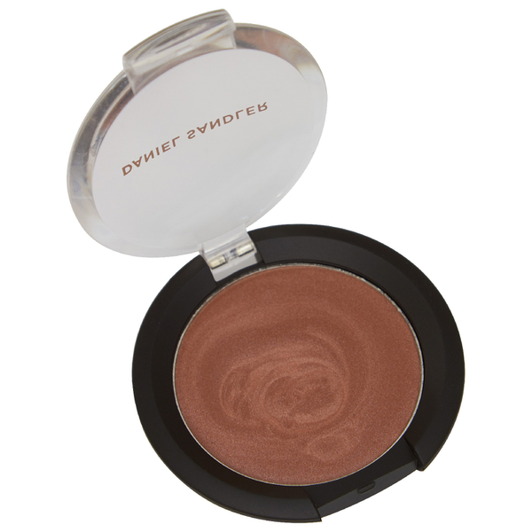 Blush Crème Rouge Watercolour Daniel Sandler - Bronze doux (3,5 g)