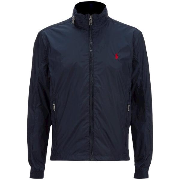 Polo Ralph Lauren Men's Rain Jacket - Aviator Navy