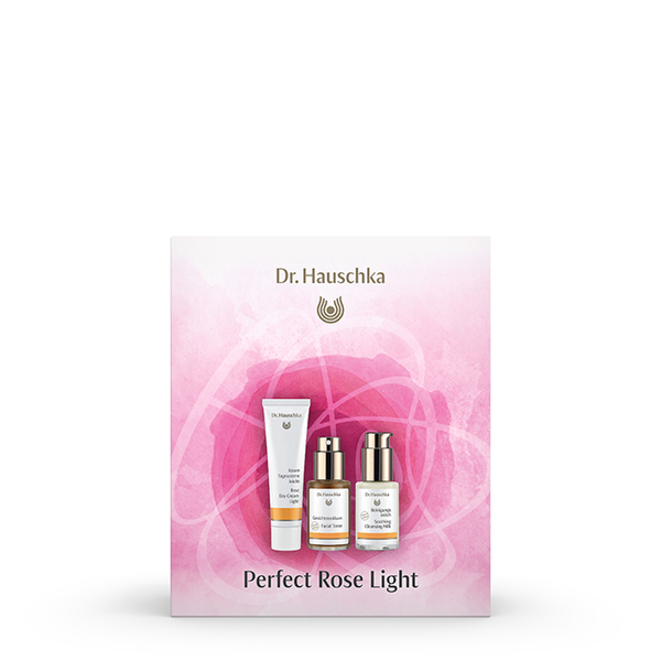 Dr. Hauschka Perfect Rose Light Set (Worth £41.92)