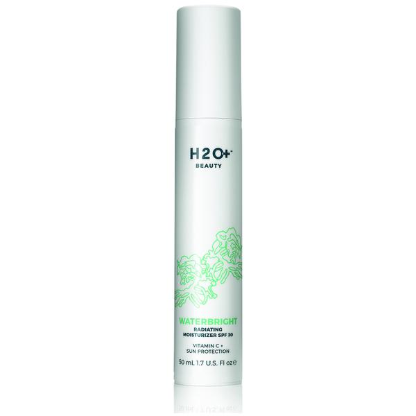 H2O+ Beauty Waterbright Radiating Moisturiser SPF 30 1.7 Oz