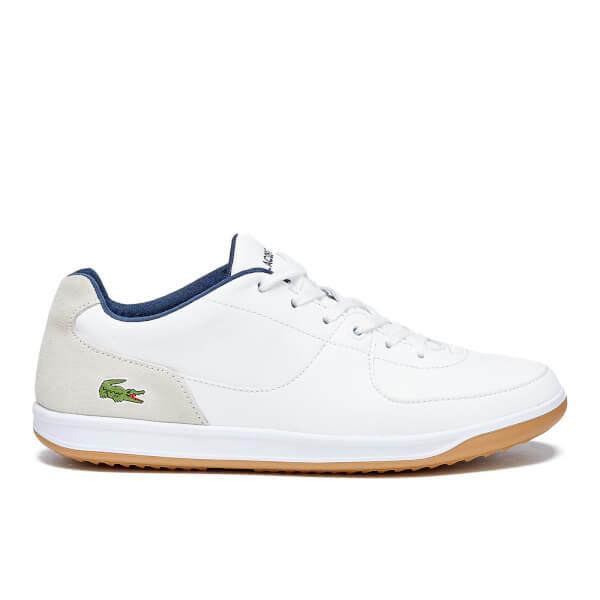 Lacoste Men's LS.12-Minimal Ripple 316 1 Low Profile Trainers - White