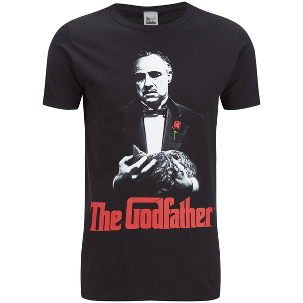 The Godfather Men's The Godfather T-Shirt - Black