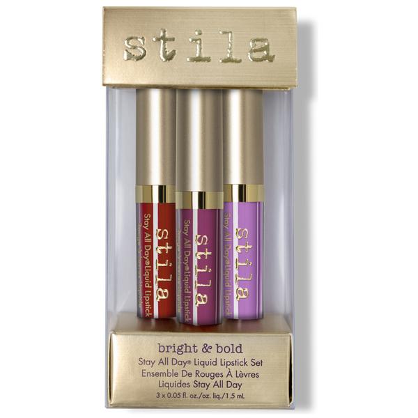 Stila Stay All Day® Liquid Lipstick Collection - Bright & Bold