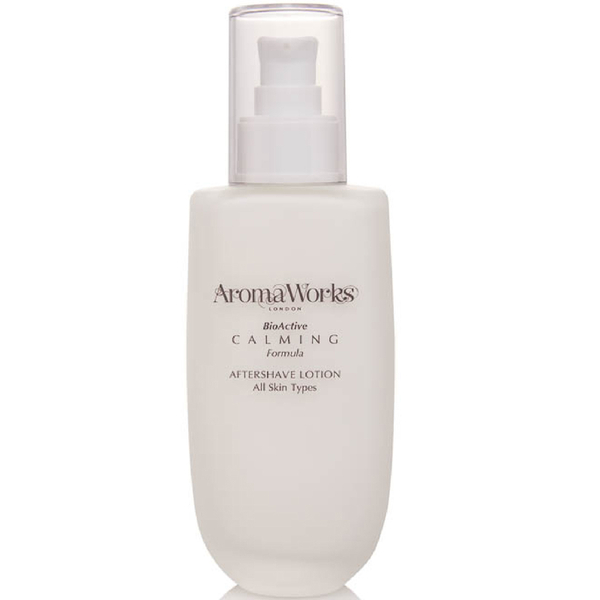 AromaWorks Men's Calming Aftershave Lotion 100ml