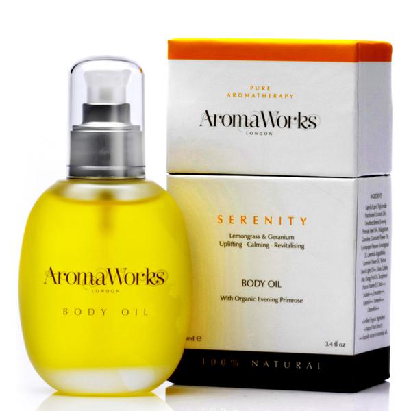 AromaWorks Serenity Body Oil 100ml
