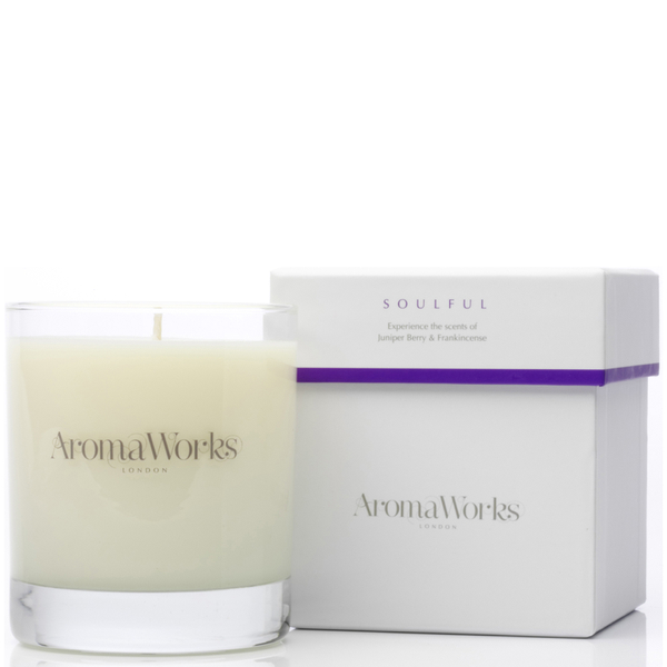 AromaWorks Soulful Candle 30cl