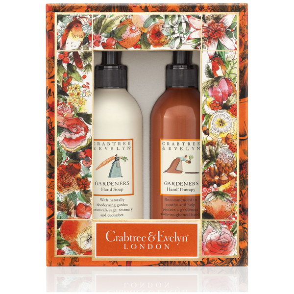 Crabtree Evelyn Gardeners Hand Care Duo Worth Free Delivery