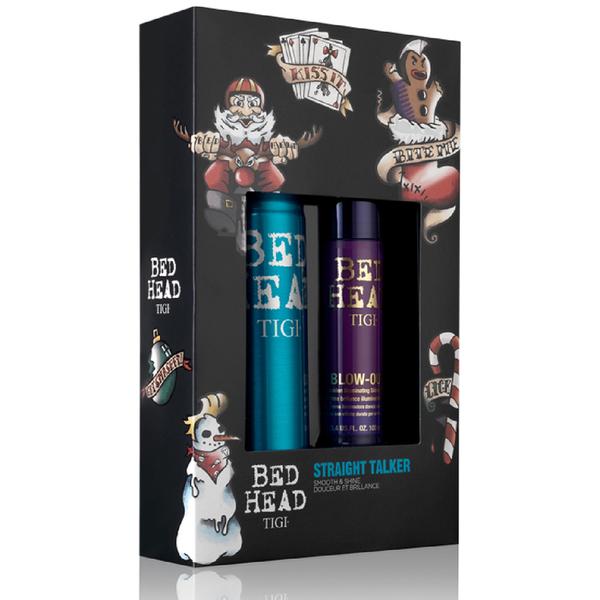 TIGI Bed Head Straight Talker Gift Set (Worth £33.25)