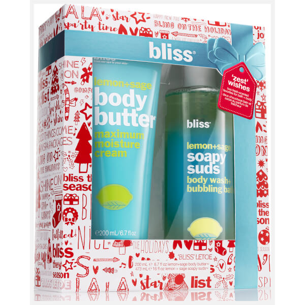 bliss Zest Wishes (Worth £38.50)