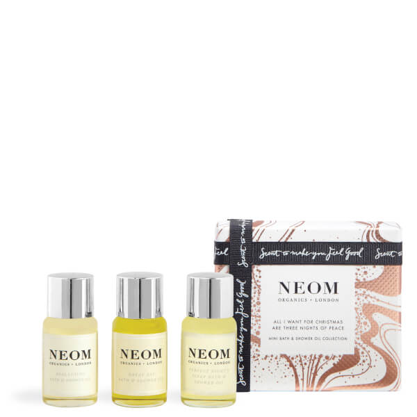 NEOM Organics All I Want For Christmas Are Three Nights of Peace Collection