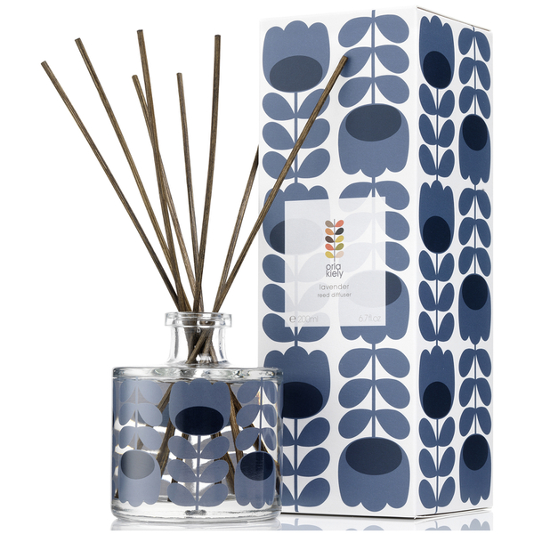 Orla Kiely Reed Diffuser - Lavender