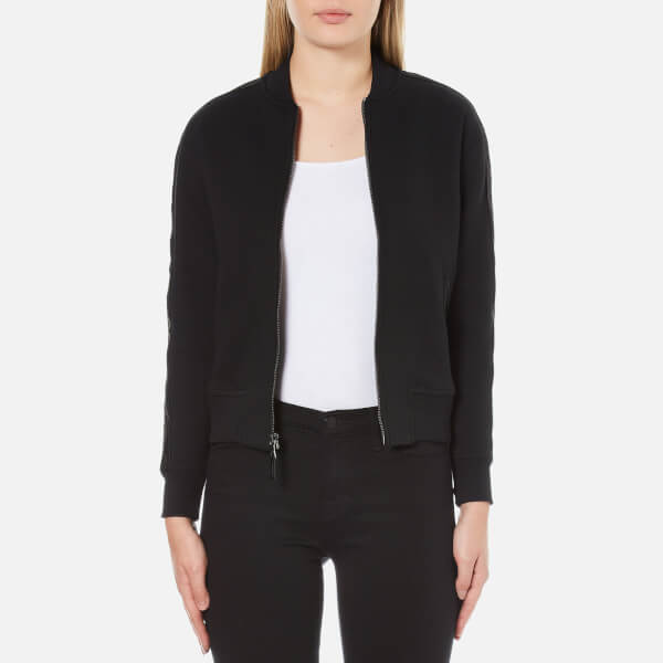 Polo Ralph Lauren Women's Bomber Jacket Blazer - Polo Black