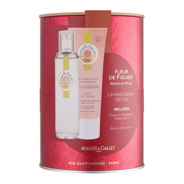 Roger&Gallet Fleur d'Figuier Fragrance Tin (30ml) (Worth £20.50)