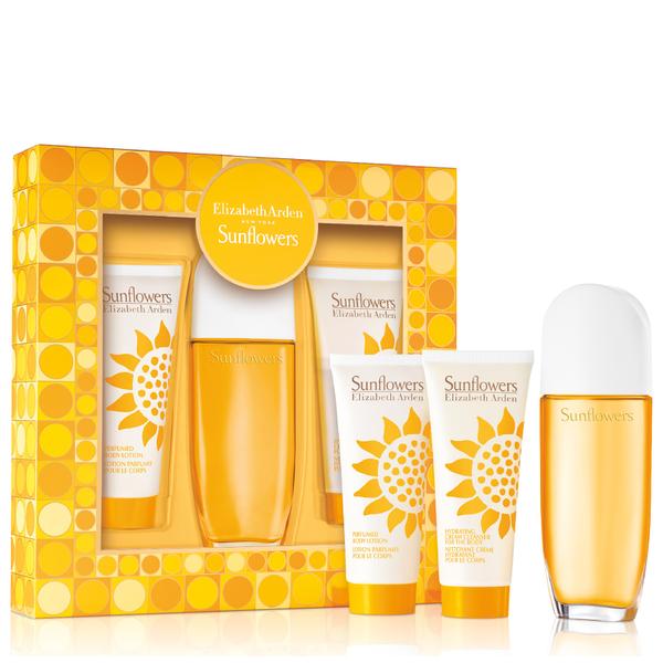 Elizabeth Arden Sunflowers Cleanse & Hydrate 100ml Eau de Toilette Collection
