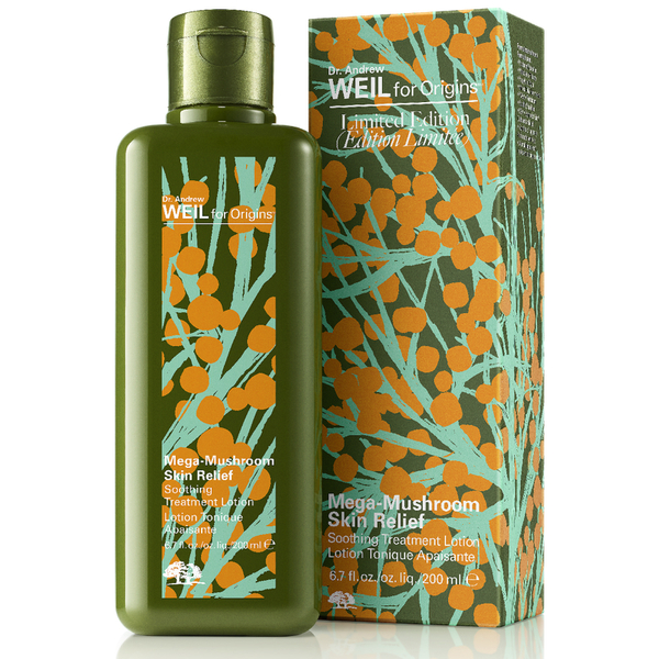 Origins Dr. Andrew Weil for Origins Mega-Mushroom Skin Relief Soothing Treatment Lotion (400ml)