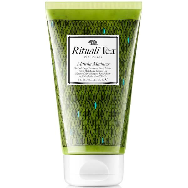 Origins RitualiTea Matcha and Green Tea Revitalizing Cleansing Body Mask (150ml)