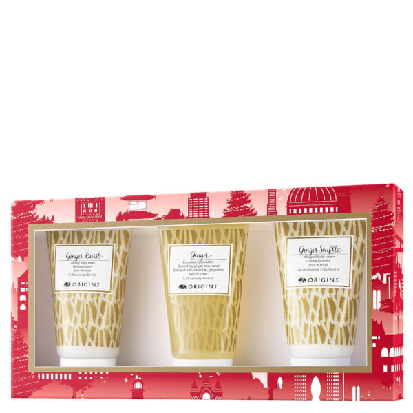 Origins Go Ginger Set (Worth £18)