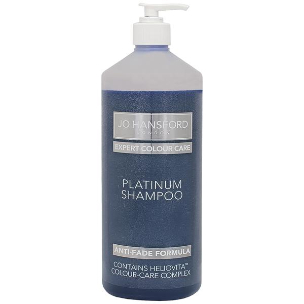 Jo Hansford Expert Colour Care Platinum Supersize Shampoo (1000ml)