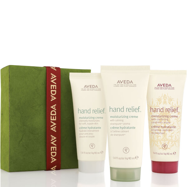 Aveda A Gift of Renewal for Your Journey