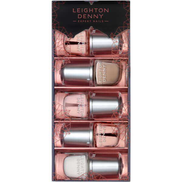 Leighton Denny The Keepsake Nail Varnish Collection - Essentials