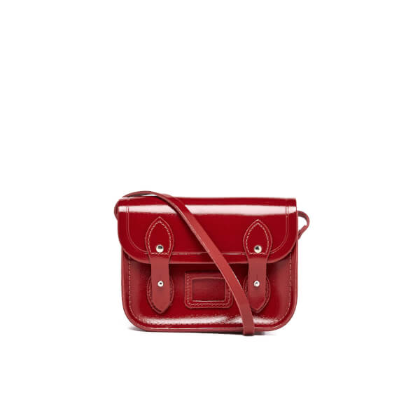 The Cambridge Satchel Company Women's Tiny Satchel - Red Patent