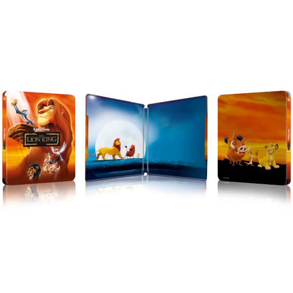 The Lion King 3D (Includes 2D Version)