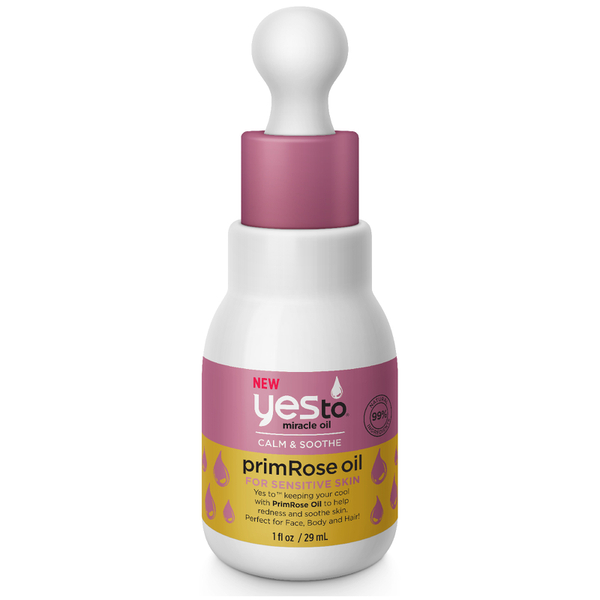 yes to PrimRose Miracle Oil