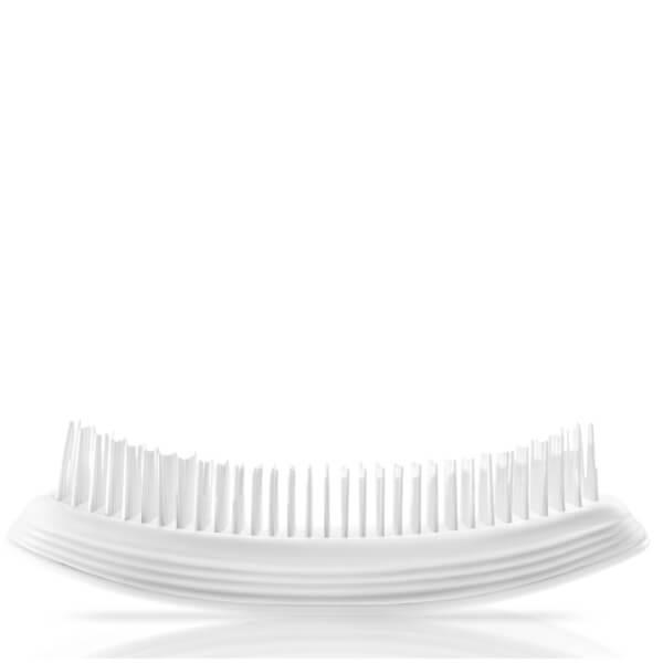 ikoo Home Detangling Hair Brush - White Classic