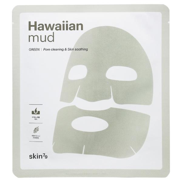 Skin79 Hawaiian Mud Sheet Mask 18g - Green