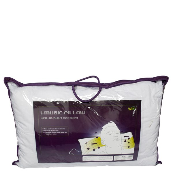 Imusic Pillow Iwoot