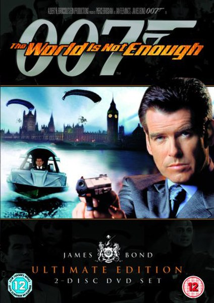 The World Is Not Enough [Single Disc Version] DVD | Zavvi.com The World Is Not Enough Dvd