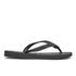 Havaianas Unisex Top Flip Flops - Black: Image 3