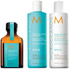 Moroccanoil Moisture Repair Shampoo, Conditioner and Treatment Trio: Image 1