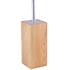 Wireworks Mezza Natural Oak Toilet Brush: Image 1