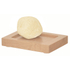 Wireworks Mezza Natural Oak Soap Dish: Image 2